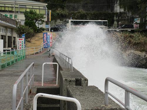 自然のシャワー☆